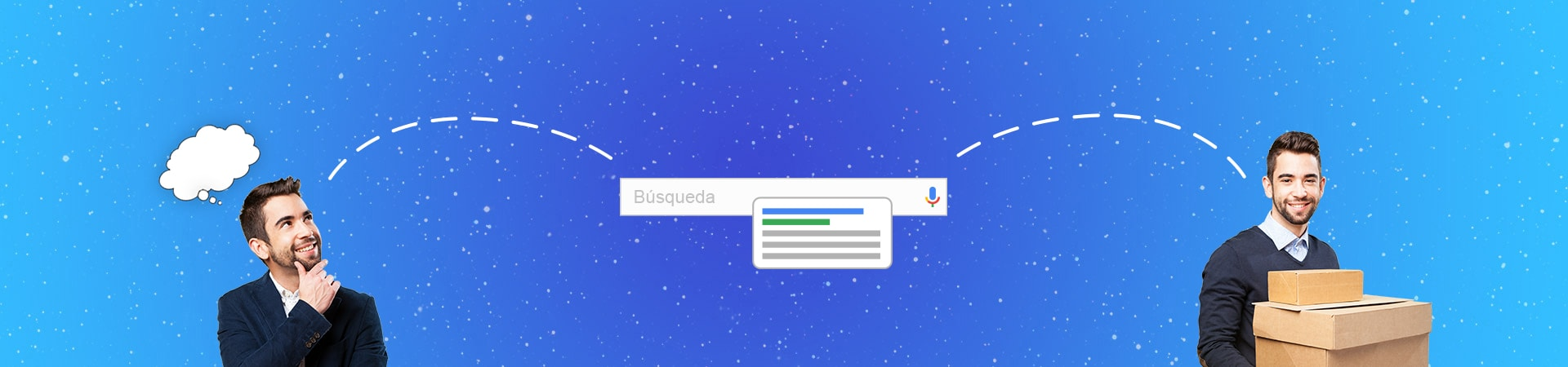Andonie Tech - Busqueda