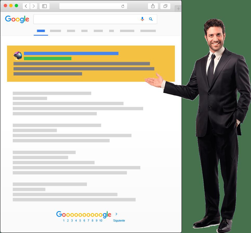 Publicidad en Google - Agencia de Publicidad Digital